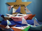 The AMAZON REGATTA - plachetnice